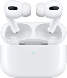Беспроводная гарнитура  Apple AirPods Pro with Wireless Charging Case (MWP22RU/A)